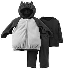 6 Month Boy Halloween Costume Amazon Carter U0027s Baby Boys U0027 Halloween Costume 3 6 Months Bat