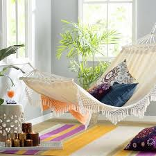 the 11 best hammocks to relax in all summer long apartment therapy