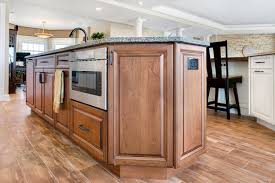 Kitchen Island With Microwave Great Kitchen Design Spring Lake New Jersey By Design Line Kitchens