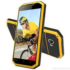 best rugged smartphone e u0026l proofings w7 ip68 waterproof 5 0 inch