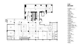 rest floor plan gallery of family box qingdao crossboundaries 31