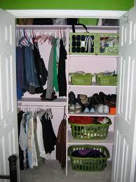 interior captivating small closet storage ideas for your home