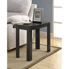Accent Side Table Black Grey Marble Accent Side Table Free Shipping Today