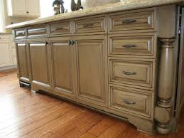 Glaze Over Painted Cabinets Used White Glazed Kitchen Cabinets U2014 The Clayton Design Best