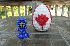 Easter Tree Decorations Canada by Travel West Ukraine