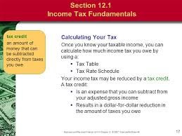 1040a Tax Table 0 Business And Personal Finance Unit 4 Chapter 12 2007 Glencoe