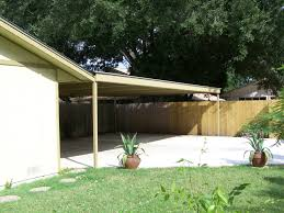 Attached Carports by Excellent Wood Carport Awnings For Car Enchanting Carports