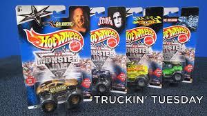 monster truck show schedule truckin u0027 tuesday monster jam wcw and wwe monster trucks youtube