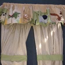 Jungle Curtains For Nursery Find More Kidsline Zanzibar Safari Jungle Valance And Curtains