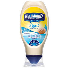 hellmans light mayo nutrition hellmann s light mayonnaise 750ml table sauces condiments