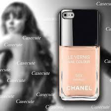 etsy chanel nail polish iphone 5 case water nail polish design