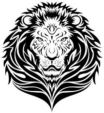 100 tribal wolf face tattoo wolf head zentangle stylized
