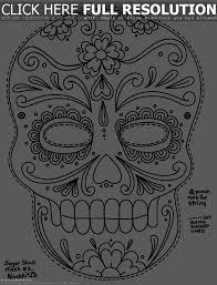 printable halloween masks for kids to color u2013 fun for halloween