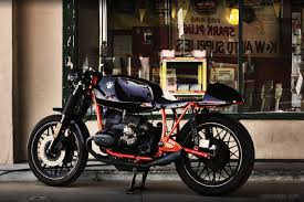 motocross gear store 81 bmw r65 cafe racer by cafe matty in dallas ride lifestyle