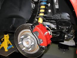 calipers painted chevy ssr forum