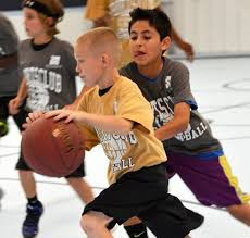 No traveling needed sports club collier county bring basketball