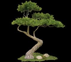 artificial japanese bonsai trees silk bonsai trees faux