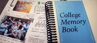 books for graduates high school the book college memory book