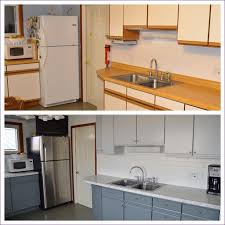 Painted Old Kitchen Cabinets Uncategorized How To Paint Laminate Kitchen Cabinets Without