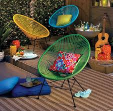 ways to create an outdoor lounge space improvements blog