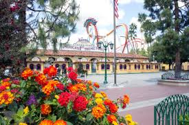 Knotts Berry Farm Map Knott U0027s Berry Farm Gets New Boss A Former Disneyland Executive