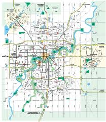 large edmonton maps for free download and print high resolution