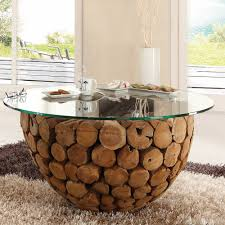 Wohnzimmertisch Holz Wohnzimmertisch Holz Glas Komfortabel Auf Wohnzimmer Ideen Auch