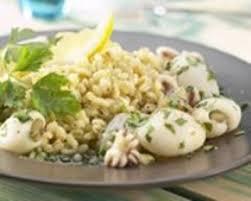 cuisiner les poulpes recette petits poulpes citronnés à la crétoise