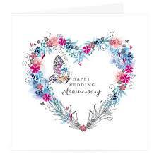 best 25 happy wedding anniversary cards ideas on