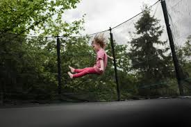 child safety link trampolines