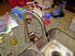 motionsense kitchen faucet moen arbor with motionsense kitchen faucet windy pinwheel