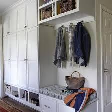 Mudroom Design Floor To Ceiling Mudroom Cabinets Design Ideas