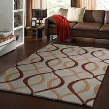 Orange And Brown Area Rugs Contemporary Modern Grey With Orange Indoor Area Rug Rug Addiction
