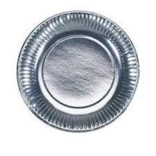 paper plates silver paper plate chandi ki panni wali kagaz ki plate silver