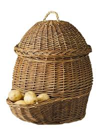 onion u0026 potato storage baskets gardeners com