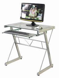Computer Desks Australia Australia Stock Transparent Glass Panel Office Pc Desk Computer