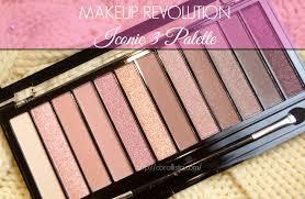 makeup revolution redemption iconic 3 eyeshadow palette
