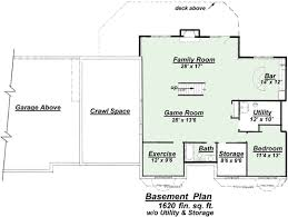 basement floor plan model p 811 finished basement floor plan by creativehouseplans