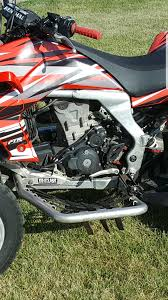 nerf car dg fat series alloy nerf bars for sale kawasaki kfx450 forum