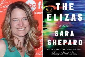 the elizas excerpt pretty liars author shepard debuts