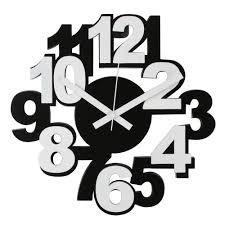 wall clocks for kitchen modern