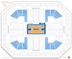 Csub Map Pauley Pavilion Ucla Seating Guide Rateyourseats Com