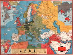 Map Of Europe 1945 by Europe Old Maps Zoom Maps