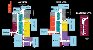 mall map of roosevelt field a simon mall garden city ny