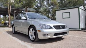lexus is300 5 speed 2004 lexus is300 5 speed for sale on bat auctions sold for