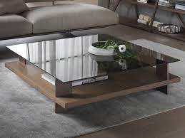 batea m coffee table with storage space by woodendot