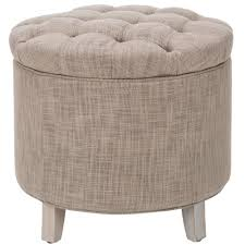 Gold Storage Ottoman by Amelia Gold Storage Ottoman By Home Depot Havenly