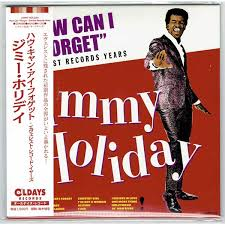 jimmy holiday how can i forget everest records years brand