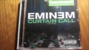 Curtain Call Album Eminem Curtain Call The Hits Songs 125 Enchanting Ideas With