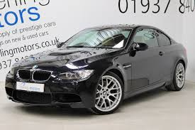 Bmw M3 Blacked Out - used bmw m3 black for sale motors co uk